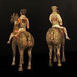 Mounted Soldiers (back)