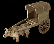 Model of Oxcart