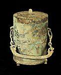 Bronze age vessel (front)