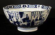 18th century style bowl