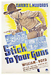Stick to Your Guns (1941)