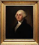 """Athenaeum Portrait"" of George Washington, by Gilbert Stuart"