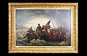 Washington Crossing the Delaware, by Emanuel Leutze (1816-1868)